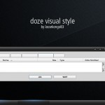 Doze VS XP Theme
