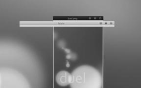 Duel XP Theme
