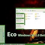 Eco Green v2.0 XP Theme