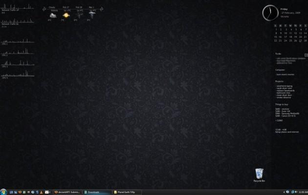 Enigma VS Theme for Vista