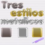 Estilos Metalicos XP Theme