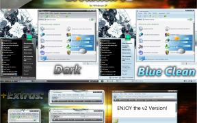 Evolution v2 XP Theme