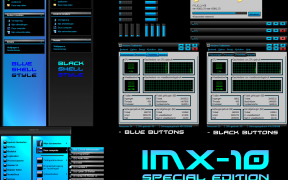 IMX-10 XP Theme
