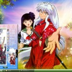Inuyasha XP Theme