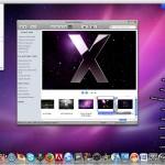 Leopard-X XP Theme