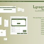 Lgreen Suite XP Theme