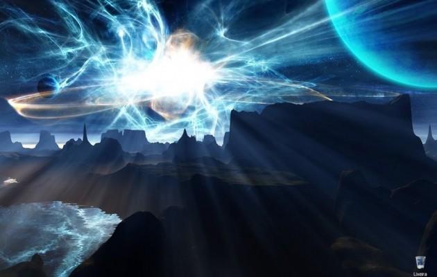 Longhorn Space XP Theme