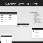Museo Workstation XP Theme