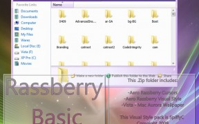 Rassberry Basic VS for XP