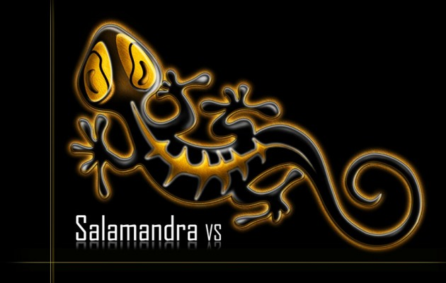 Salamandra Visual Style for Vista