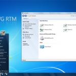 SevenVG RTM Theme for XP