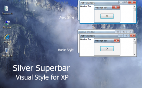 Silver Superbar XP Theme