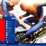 Spiderman vs Superman XP Theme