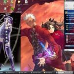 Tema Fate Stay Night XP Theme