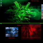Tiberium Theme for XP