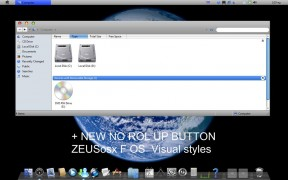 ZEUS remake Vista Theme