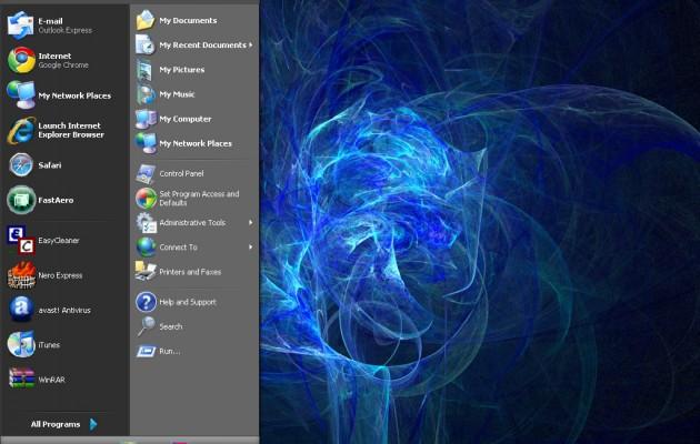Zuney Blue XP Theme
