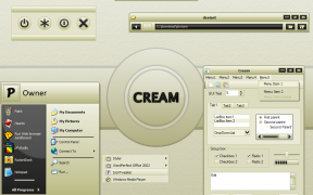 Cream for XP