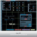 Nx-01 XP Theme