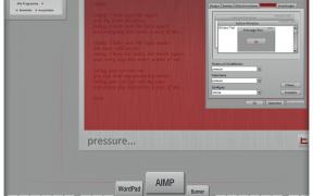 Pressure XP Theme