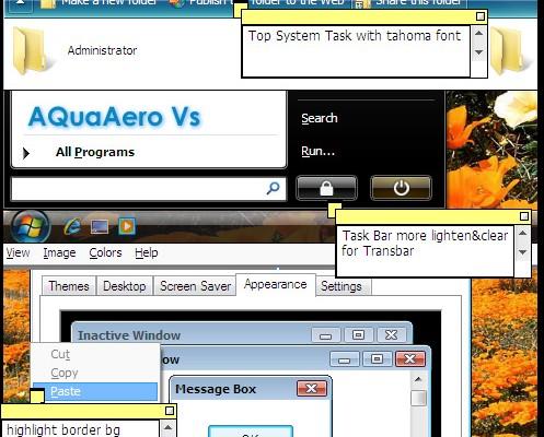 AQuaAero VS For XP
