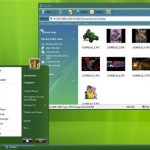 Green Theme For XP