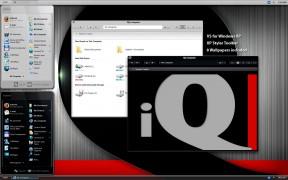 IQuantum XP Theme