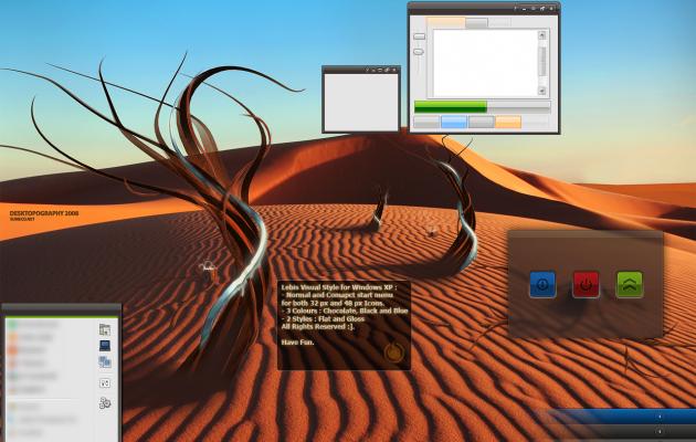 Lebis v1.1 For XP