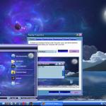 Ocean Spacescape 6 XP Theme