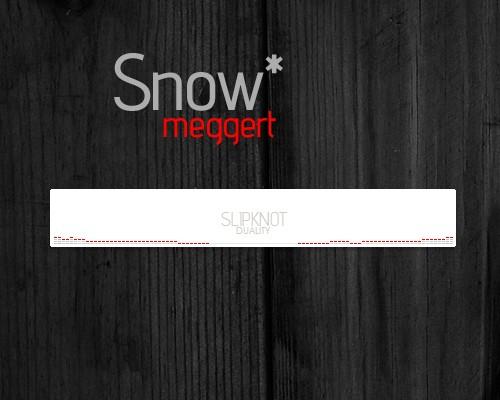 Snow VS For XP