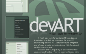 devART XP Theme