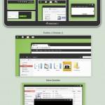 +1 Desktop Theme for Windows 7