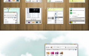 Auxo Desktop Themes for 7
