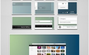 Base Desktop Theme for 7