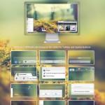 Elune Windows 7 Theme