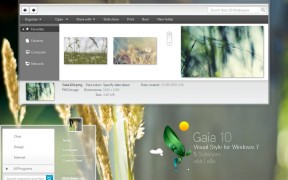 Gaia10 Windows 7 Theme