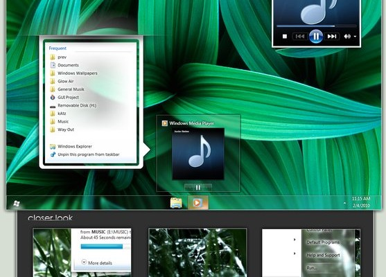 Glow Air Final for Windows 7