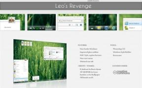 Leo's Revenge Seven Theme