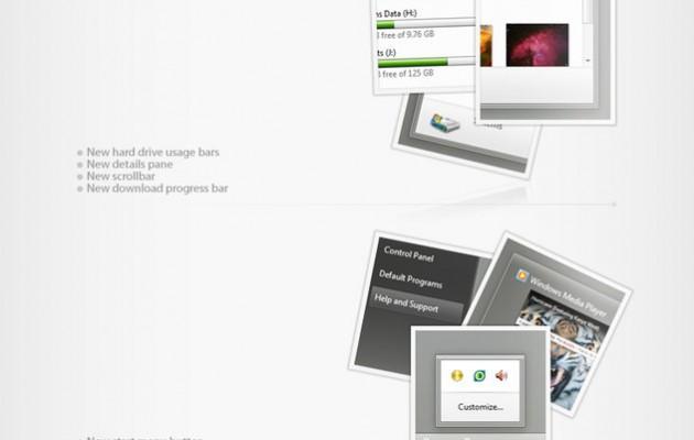 Shine for Windows 7 Theme