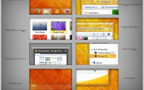 Sonye Theme for Win7