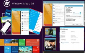 Windows 7 Metro Visuals