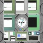 iBaked Desktop Theme for 7