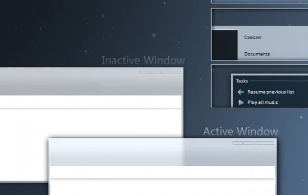 Purity Windows7 Theme